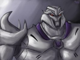Megatron by Barghuest