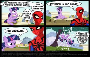 Isn't Peter! by INVISIBLEGUY-PONYMAN