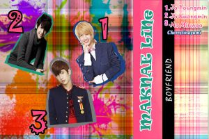 Our maknaes wallpaper by cherrytinayumi