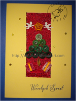 Quilling - card 117 by Eti-chan