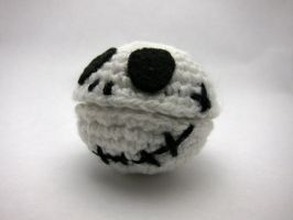 Jack Skellington Headphone 03 by nsdragons