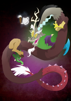 Chaos Anyone? (edited) by MontoonPirate