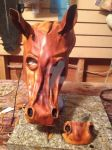 A Horse Mask by MCharke