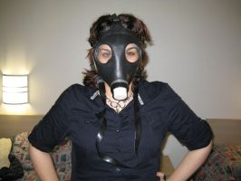 Simple Gas Mask Pic. by Oneaboveall23
