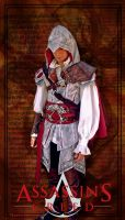 Assassin's Creed 2, Ezio Auditore 2 by TegwynDeForest