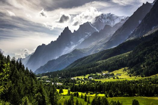 Mont Blanc by Francy-93