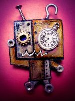 Rusty the robot by maria-ana-m