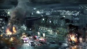 Operation Raccoon City by viictorfreiitaz