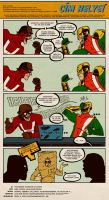 Captain Hungary vs Captain of Hungary by MarKomik