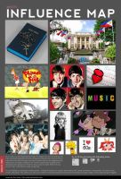 My Influence Map! by pjcb12
