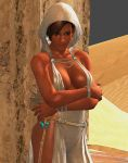 Lisa in the desert 3 by Toshiie1