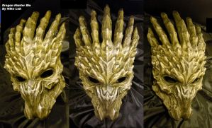 Dragon Bone Predator Helmet by The-Predator-Club