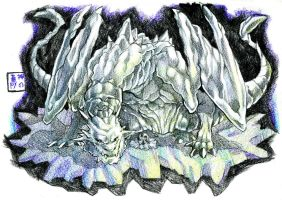 White Dragon by EUDETENIS