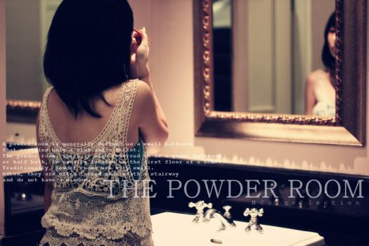 The Powder Rooms by meichandesu