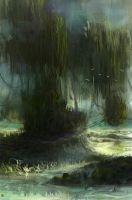 marshes by sangvine