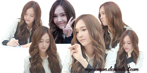 [PNG's Pack] Pack #4 - PNG Render Jessica by Mye by myesowon