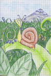 Improved Squiggle Snail by Falcfire