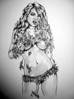 Poison Ivy Leaves By Miller by ConceptsByMiller