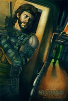 Snake Jackman by cry-ky