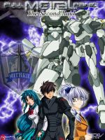 Full Metal Panic by whiskers500