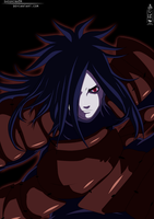 The Avenger: Uchiha Madara by IITheDarkness94II