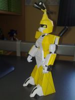 Metabee papercraft 2 by Marlous2604