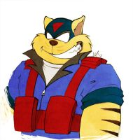 T-Bone // Swat Kats by Mangabaka