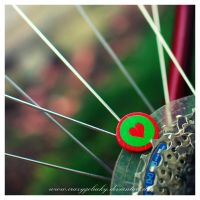 bicycle.love by crazygolucky