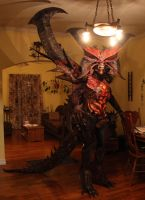 diablo costume by joshsmithstudio