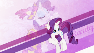 To Rarity by DixieRarity