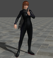 Dead or Alive 5 Ultimate - Costume 6 - Phase-4 by Irokichigai01