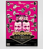 Friends Party In Las Vegas Poster by Pulse-7315