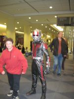 Ant man by JMCosplay
