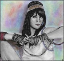 Bat For Lashes by Totge