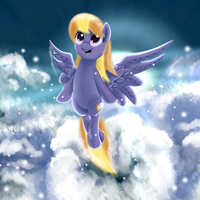 Cloud Kicker [remake] by Asai-G