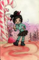 Sweet Girl by vesperaline