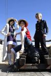 Cosplay: One Piece Cannon by Risachantag