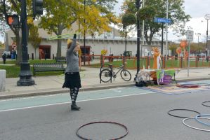 2015 Monster Mash, Costumes and Hula Hooping 2 by Miss-Tbones