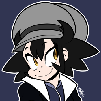 Nariko Icon Commission Gift by GokuvsSonic2012