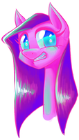 Pinkamena by Zaphy1415926