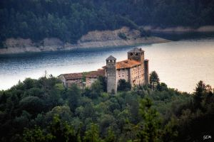 Castel Cles 2 by mesocoscia