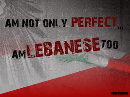Proudly Lebanese by Dreamsoft