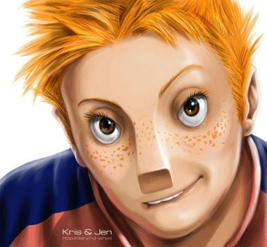 One Piece.Freckles by jen-and-kris