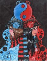 Yinyang by Roots-Love