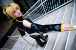 Momocon 2012: My those stairs.... by Nibblenobbles