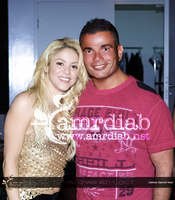 Amr Diab With Shakira by Samer2010