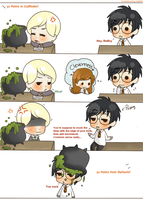 Drarry- Wooing Draco 3 by Cremebunny