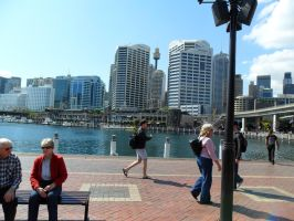 Darling Harbour by AlecWolfe