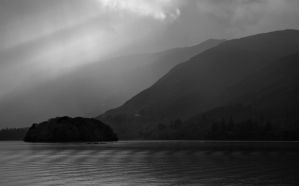 Light over Derwentwater 2 by Andrew-and-Seven
