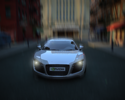 Audi R8 v1.3 by sabrefresco